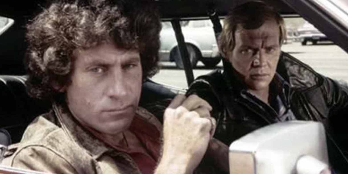 tv, Starsky and Hutch