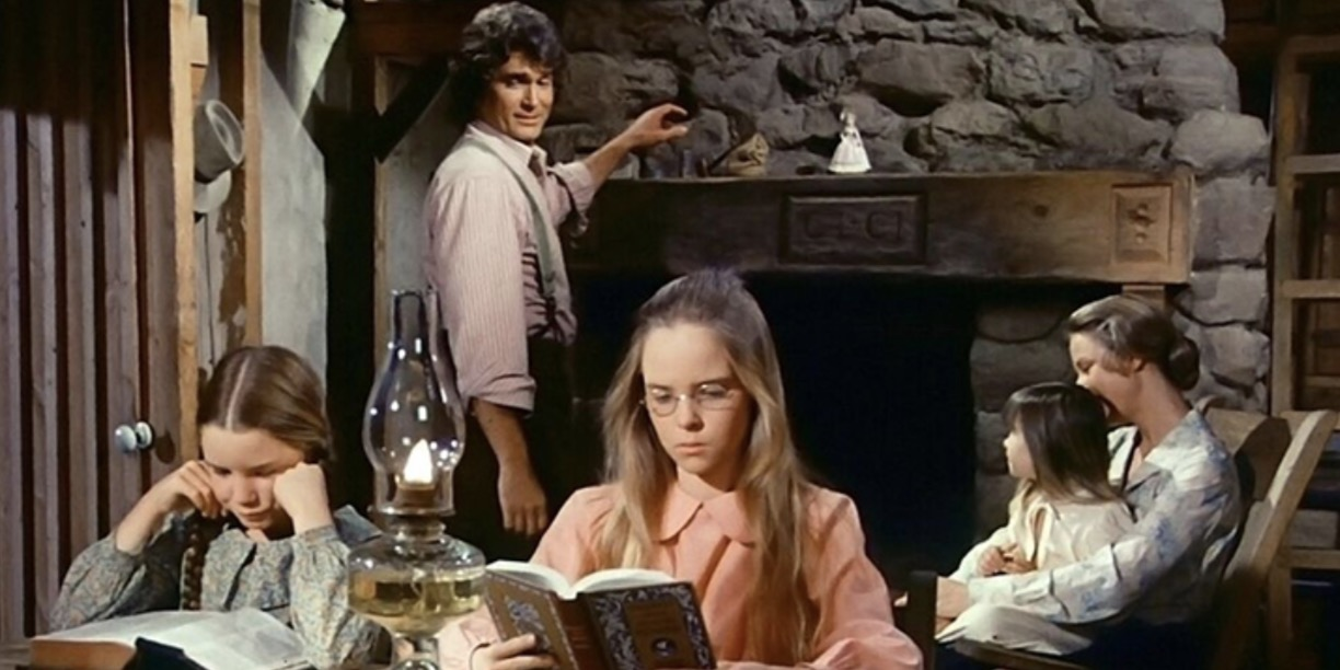 tv, little house on the prairie