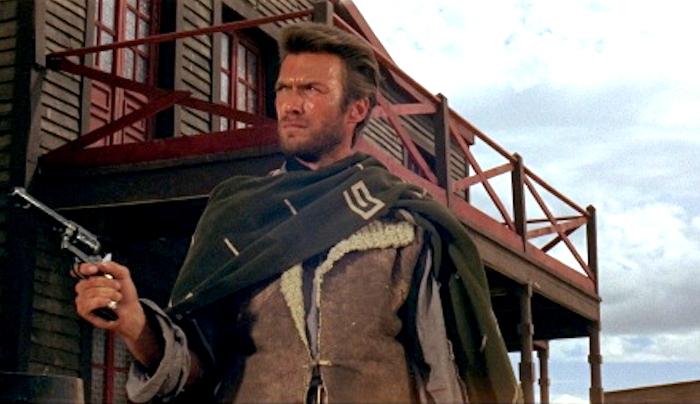movies, celebs, A Fistful of Dollars, 1964, Clint Eastwood