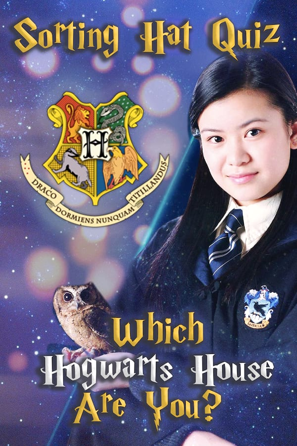 Sorting Hat Quiz Which Hogwarts House Are You Women Com
