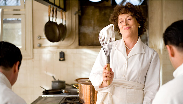 meryl streep, cooking, Baking, cook, chef, kitchen, food, culinary, julia child, Julie & Julia