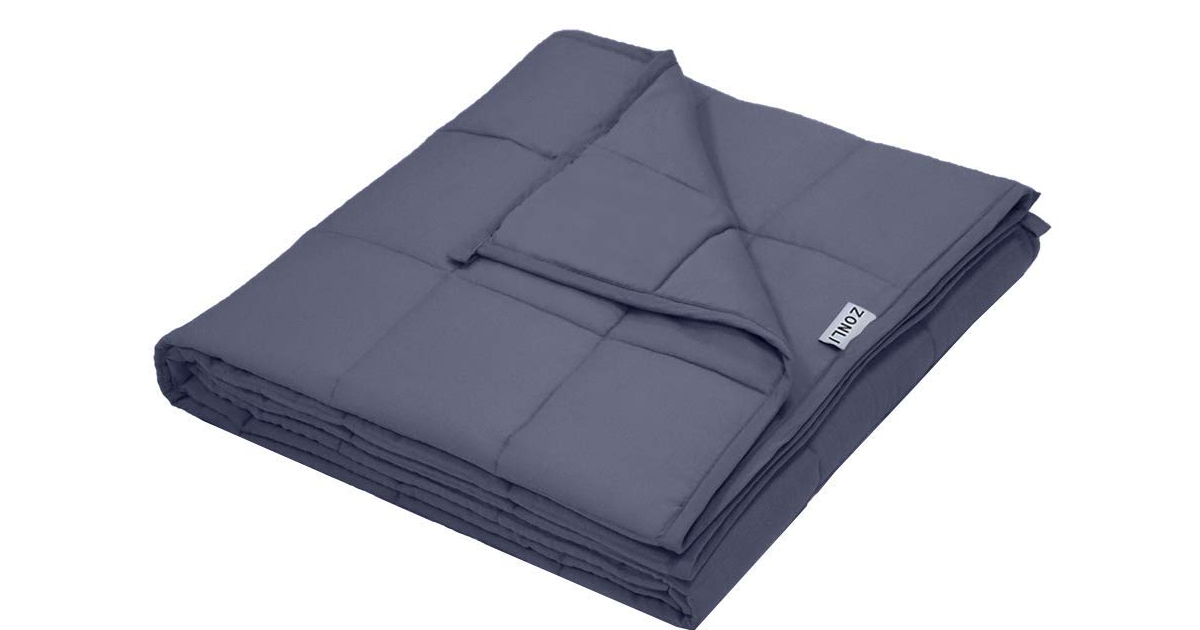 best weighted blankets for better sleep, 2019