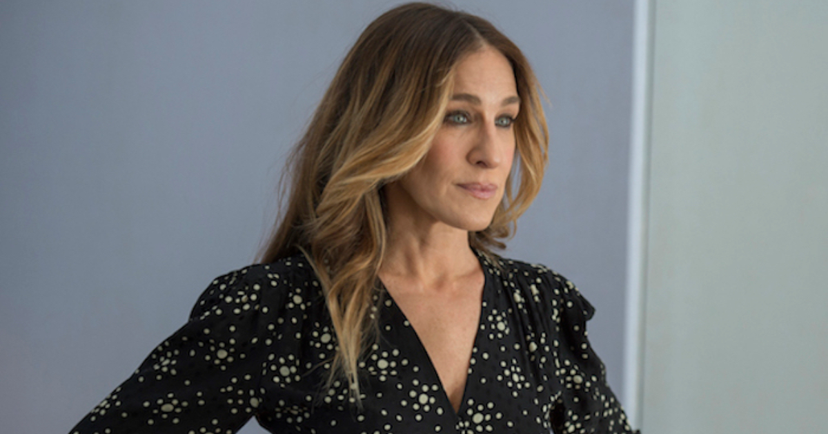 Sarah Jessica Parker in the HBO show Divorce