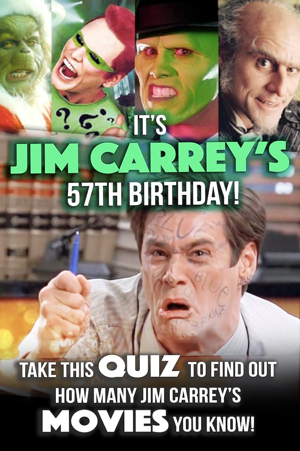 Only The Biggest Jim Carrey Fans Can Get 80% On This Movie