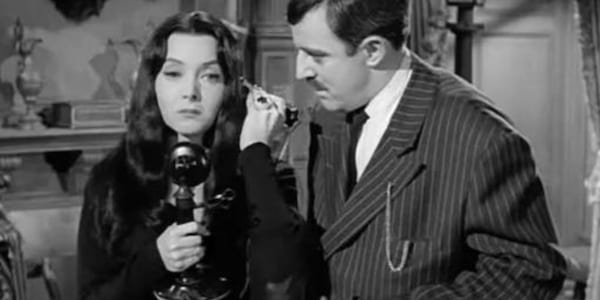 tv, The Addams Family