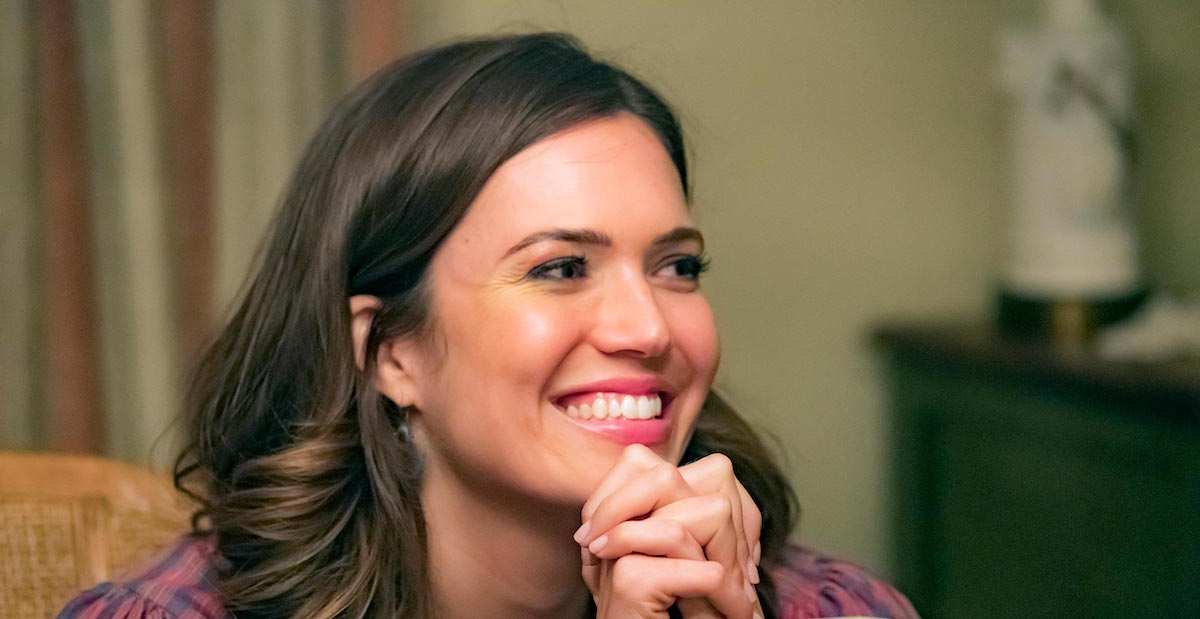 Mandy Moore, This Is Us, hero, religion, christian, catholic