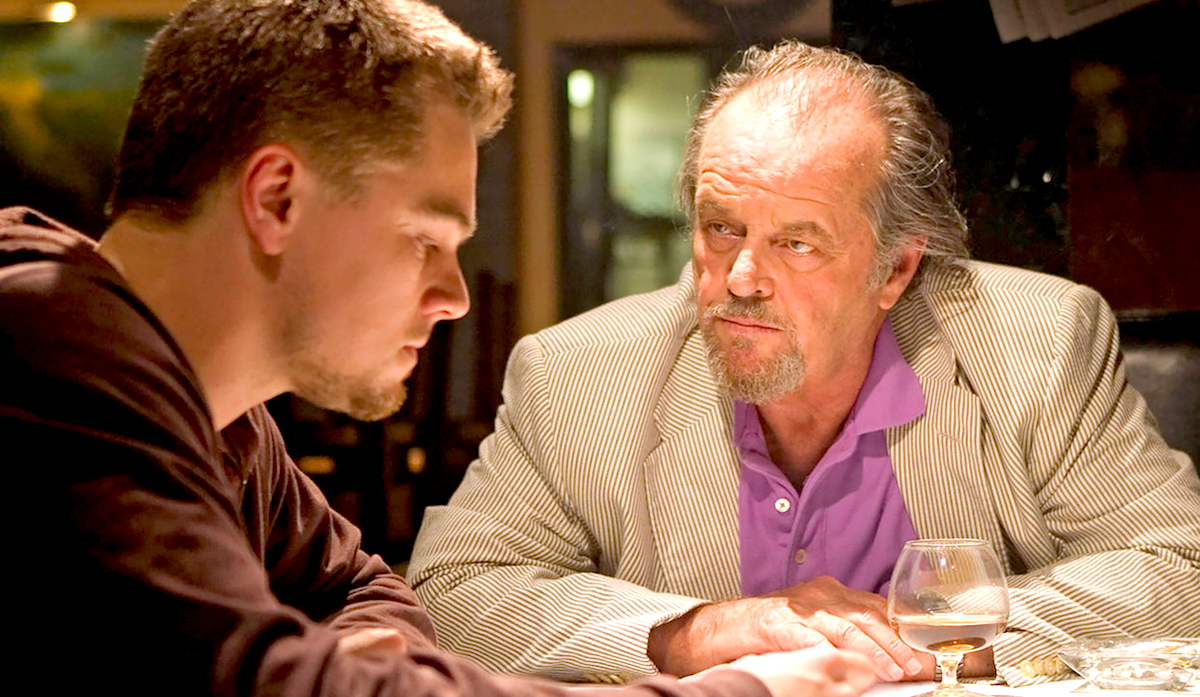 movies, celebs, The Departed, 2006, leonardo dicaprio, Jack Nicholson, AMC