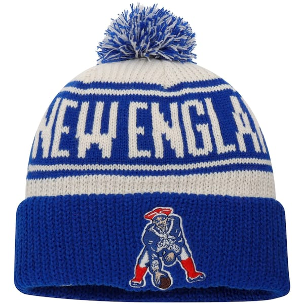 New England Patriots Beanie from NFL Shop