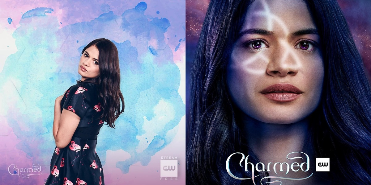 Best Lesbian and Bi Characters On TV, two photos of Mel from Charmed, tv, pop culture