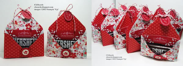 DIY Valentine's Gifts, two images of DIY Valentine's envelopes with a Hershey's bar inside, relationships