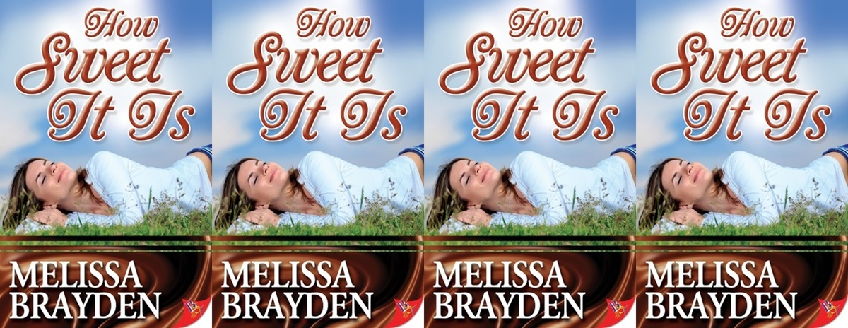 Lesbian Romances To Read For Valentine's Day, the cover of Melissa Brayden's How Sweet It Is, books