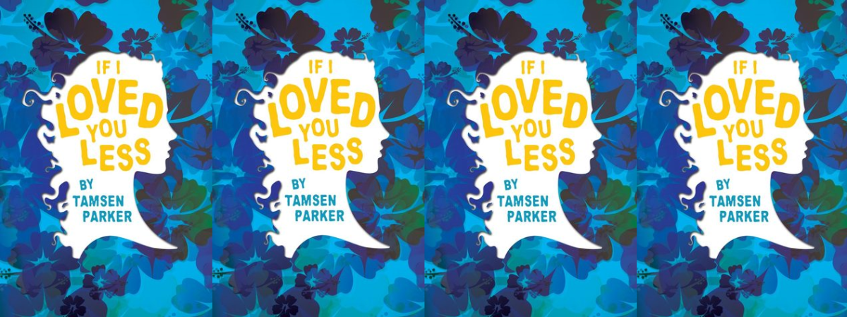 Lesbian Romances To Read For Valentine's Day, the cover of Tamsen Parker's If I Loved You Less, books