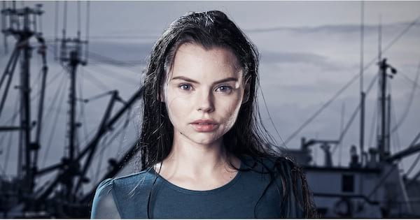 TV Shows You Won't Regret Watching, closeup of Ryn from the show Siren, tv, pop culture