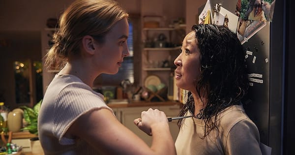 TV Shows You Won't Regret Watching, Eve and Villanelle from Killing Eve, tv, pop culture