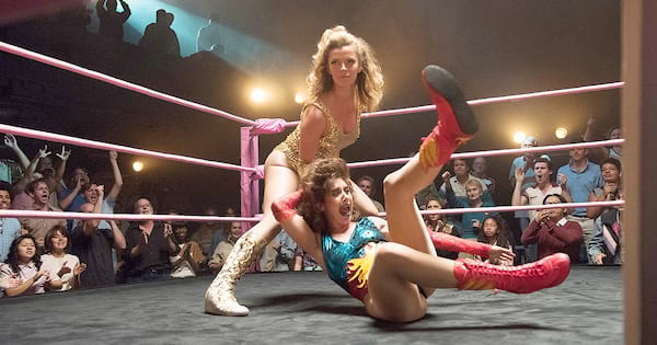 TV Shows You Won't Regret Watching, Ruth and Debbie from Glow wrestling, tv, pop culture