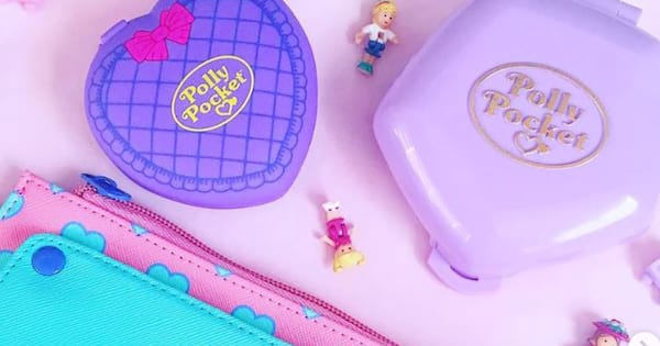 hot topic polly pocket collection makeup