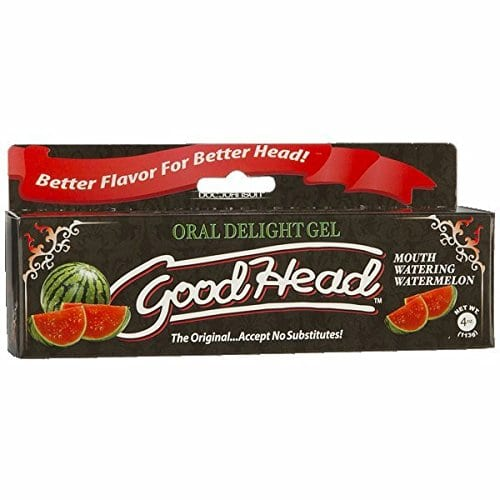 Good Head Oral Gel from Amazon
