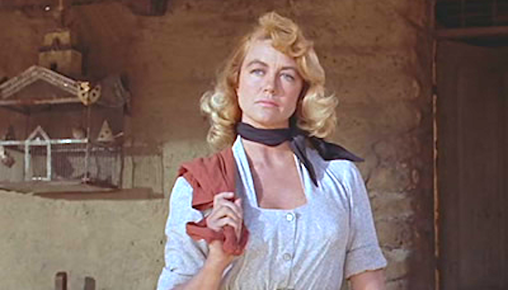 movies, celebs, the last sunset, 1961, dorothy malone, Western