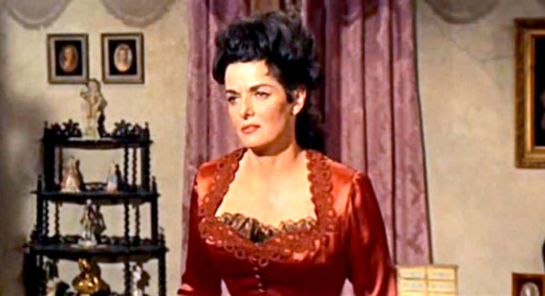 movies, celebs, johnny reno, 1966, jane russell, Western
