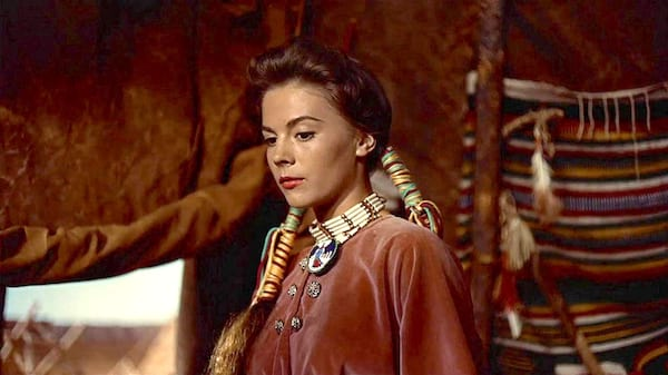 movies, celebs, The Searchers, 1956, Natalie Wood
