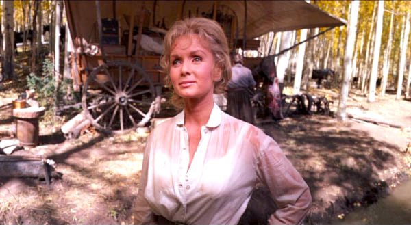 movies, celebs, how the west was won, 1962, Debbie Reynolds