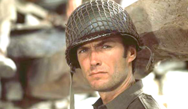 movies, celebs, kelly's heroes, 1970, Clint Eastwood, AMC