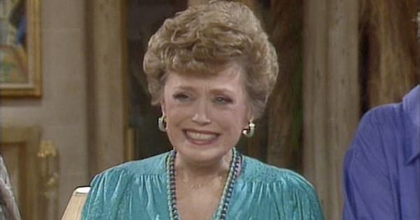 blanche devereaux on the golden girls