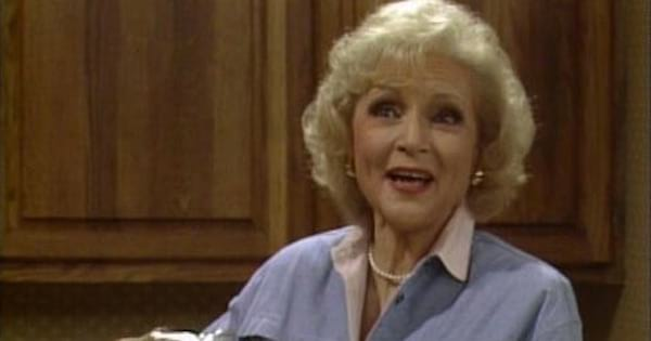 rose nylund on the golden girls