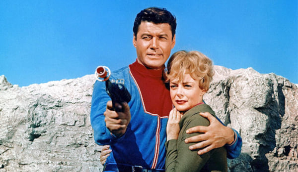 tv, Lost in Space, 60s, professor robinson, mauree