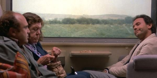 Billy Crystal, movies, Throw Momma From The Train