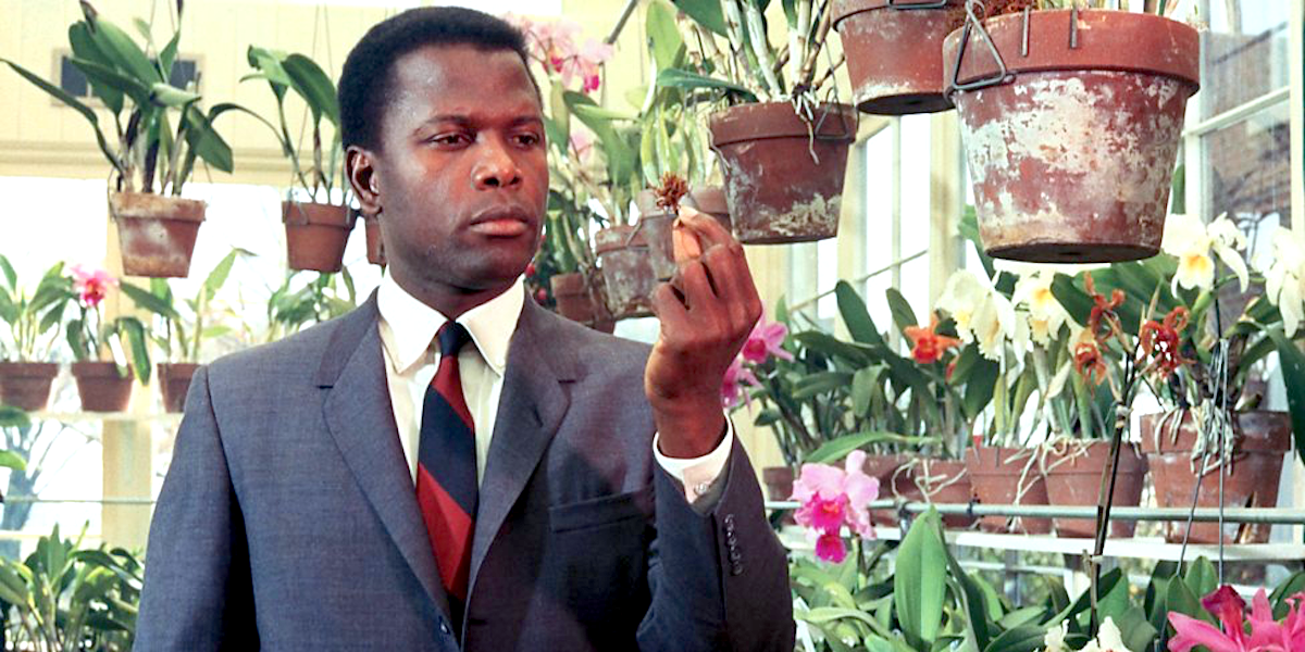 movies, celebs, In the Heat of the Night, 1967, sidney poitier, AMC