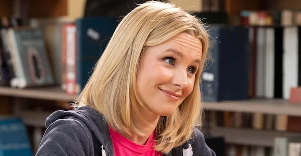 Kristen Bell, The Good Place, smiling, trivia, personality