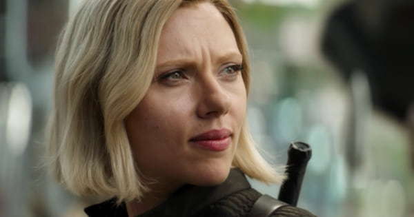scarlett johansson, blonde, thinking, curious, hero, superhero, Avengers, smart, personality, negative, brooke