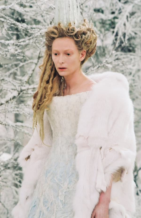 The White Witch from The Chronicles of Narnia: The Lion, The Witch And The Wardrobe