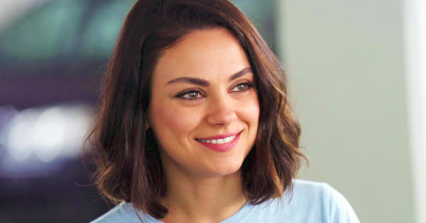 mila, brunette, smile, smiling, brooke, happy, mila kunis, hero