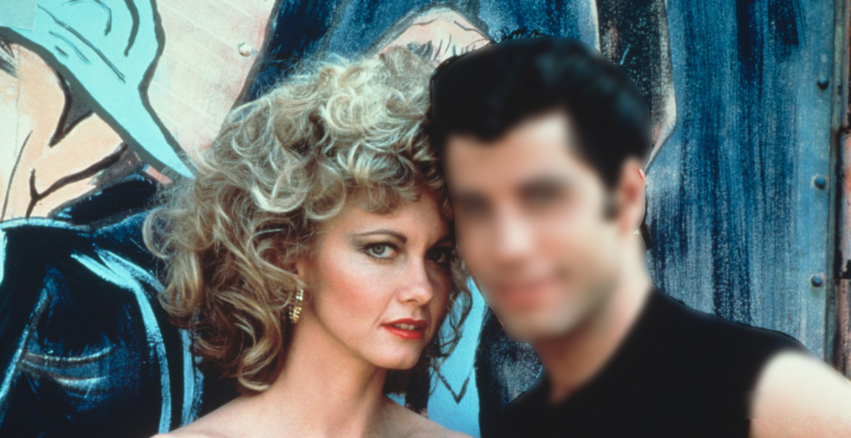 grease, blurred, div