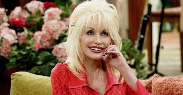 Hannah Montana, dolly parton, dolly, smile happy, phone, country, Southern, geo
