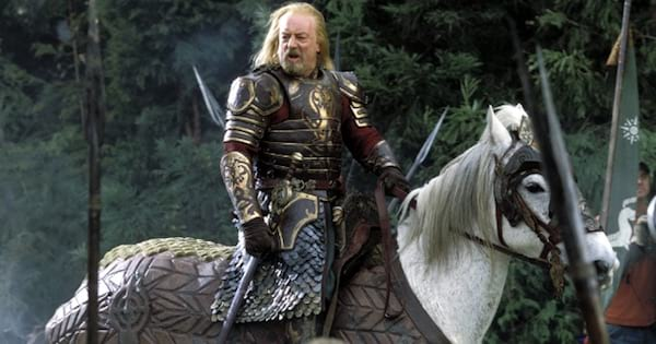 man on horse the lord of the rings return of the king, movies