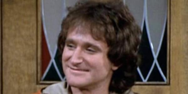 70s stars, Mork & Mindy, robin williams