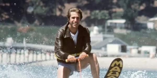 70s stars, Happy Days, the fonz