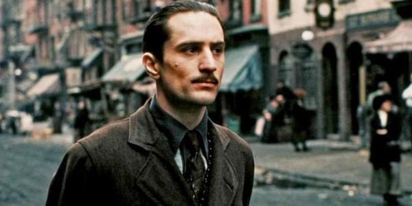 70s stars, The Godfather, Robert De Niro