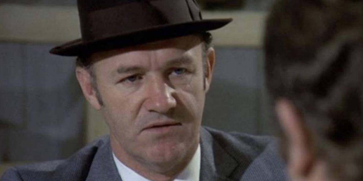 70s stars, Gene Hackman, the french connection
