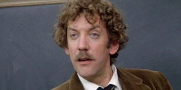 70s stars, donald sutherland, Invasion of the Body Snatchers