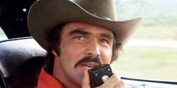70s stars, Burt Reynolds, Smokey and the Bandit
