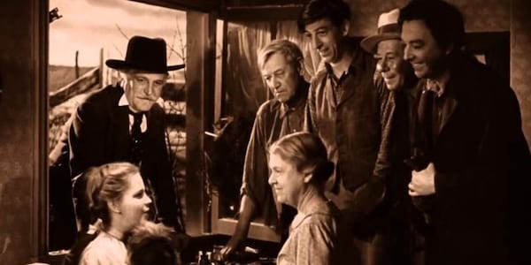 movie end scene, movies, the wizard of oz