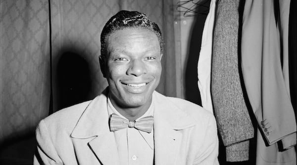 Music, celebs, nat king cole, 50s