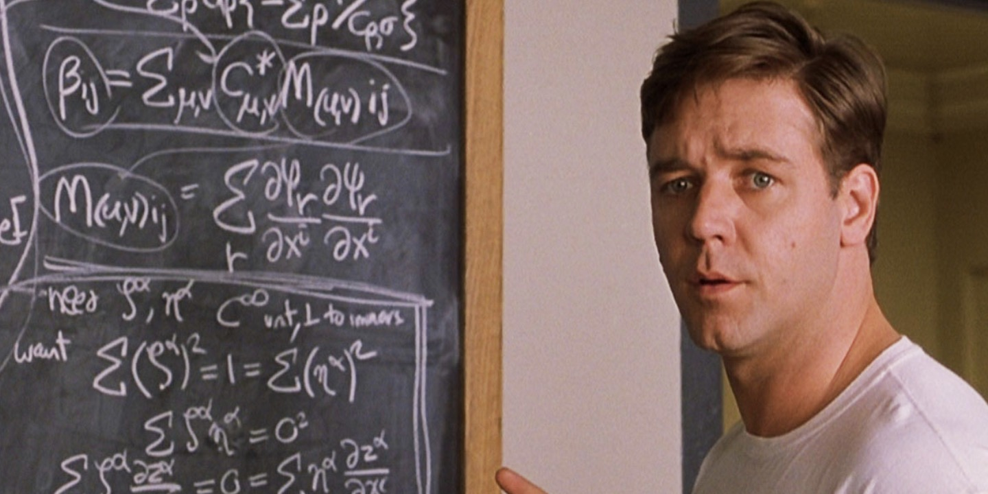 Russell Crowe, movies, A Beautiful Mind