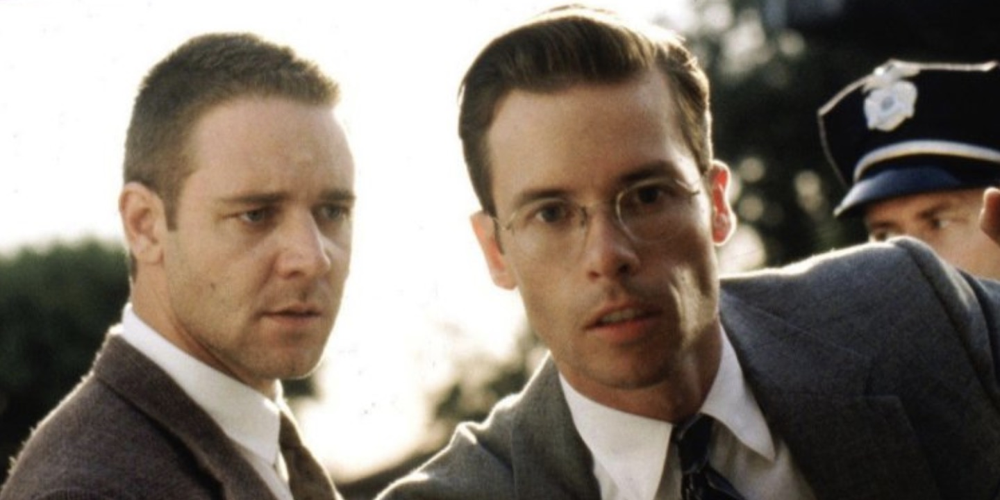 Russell Crowe, movies, l.a. confidential