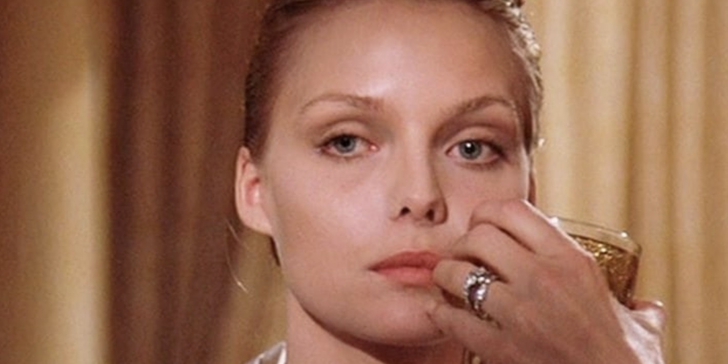 Michelle Pfeiffer, movies, Scarface