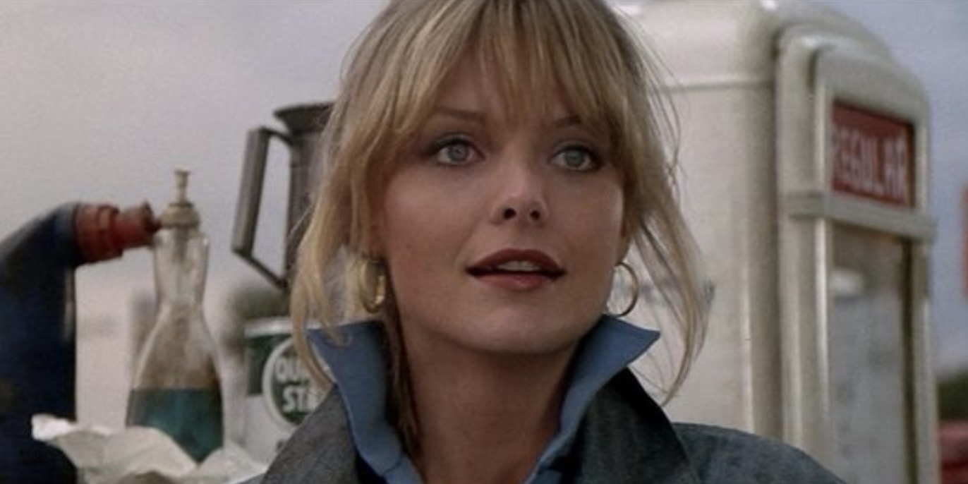 Michelle Pfeiffer, movies, Grease 2